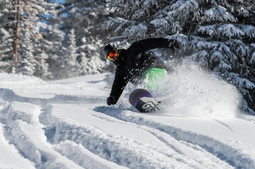 snowboarding gear